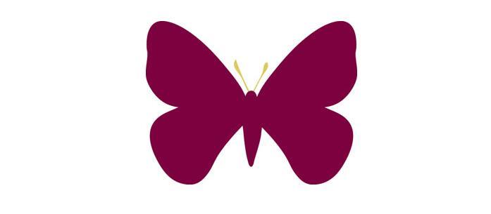 Logo Ausonia Farfalla