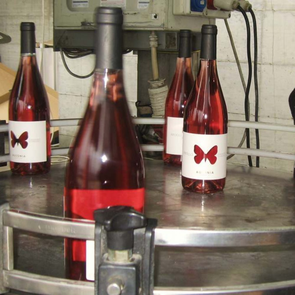 We have bottled!